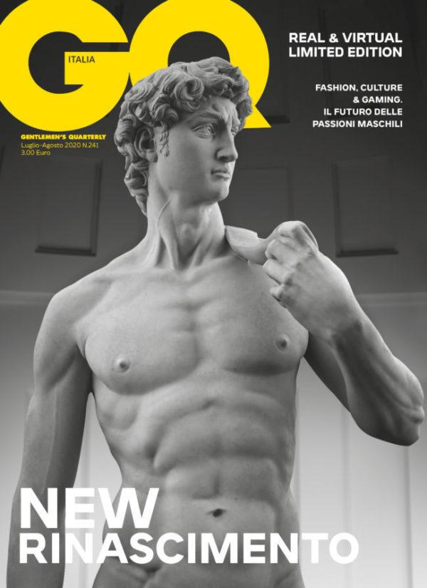 In edicola dal 14 luglio il numero di GQ dedicato al Nuovo Rinascimento