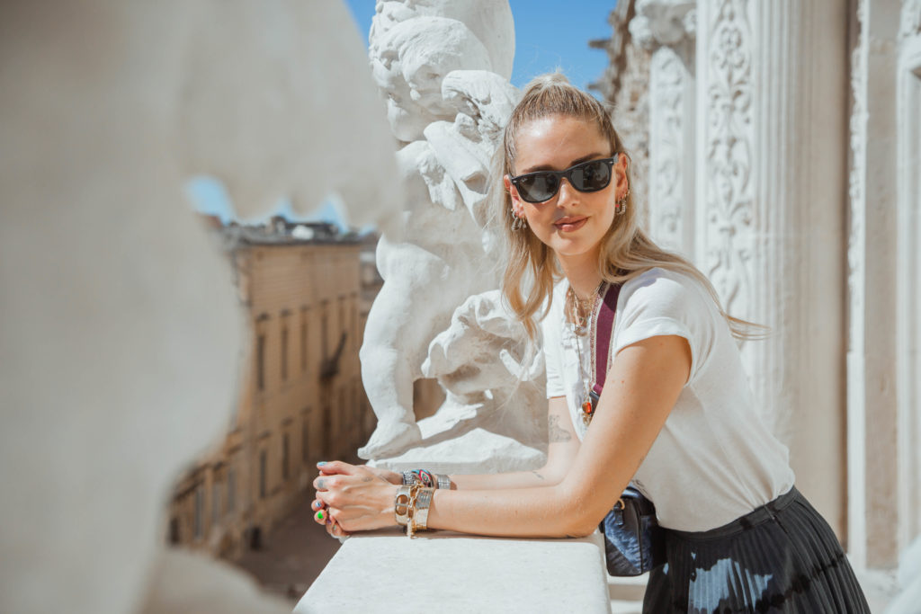 Discovering the treasures of Puglia with Chiara Ferragni and IF Experience