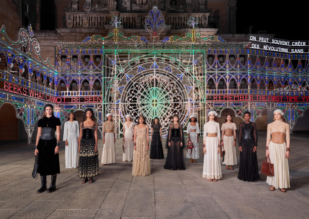 Dior Reveals Cruise 2021 Show in Lecce, Italy