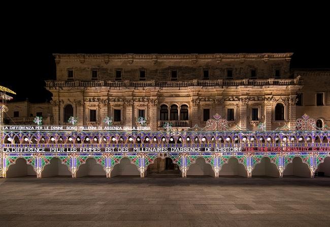 Dior, la sfilata delle meraviglie in Piazza Duomo a Lecce