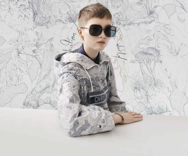 Dior Around the world capsule collection