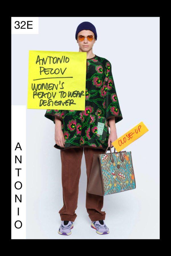 Epilogo è l'omaggio di Alessandro Michele ai suoi codici creativi e allo stile Gucci anni '70.