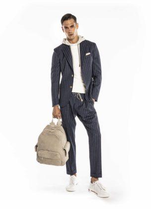 Il business casual di EleventyUomo SS21