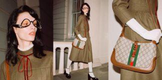 La borsa Gucci Jackie del 1961 realizzata meravigliosamente sia per uomo che per donna