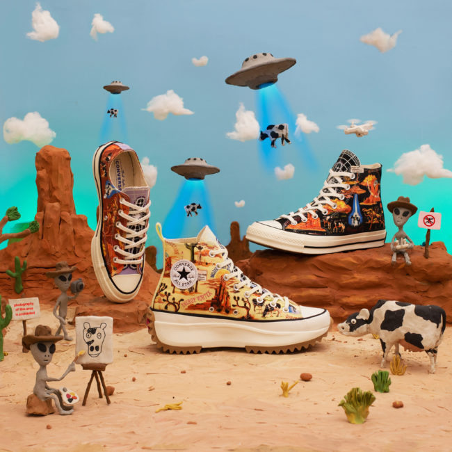 Converse Twisted Resort Collection 2020