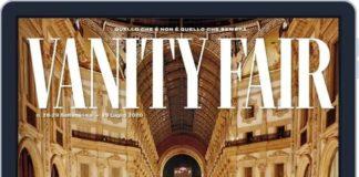 """""""Gli abiti siamo noi"""": in edicola dal 15 Luglio il nuovo numero di sensibilizzazione di Vanity Fair alla politica per sostenere il sistema della Moda."""