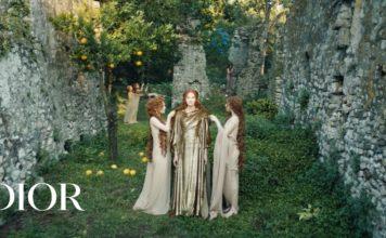Dior Autumn-Winter 2020-2021 Haute Couture