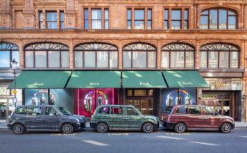 Dior x Harrods: Pop Up Opulence