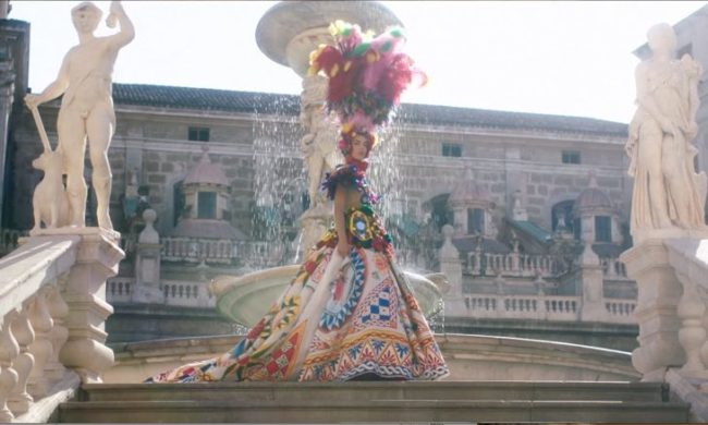 "D&G ""Devotion"", the film by Giuseppe Tornatore"