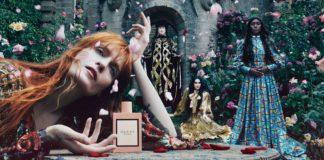 Anjelica Huston e Florence Welch sono le nuove ambassador di Gucci Bloom