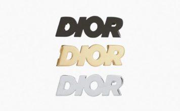 Dior presentsThe B23 sneakers personalization service