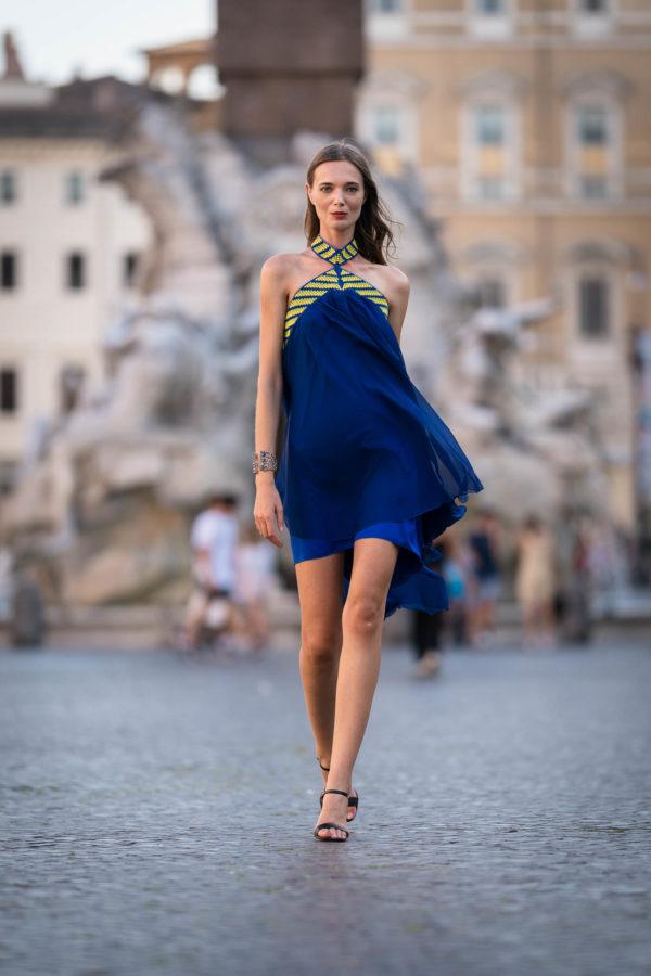 """""""Creative District - Fashion Film"""". Tributo a Roma e all'Alta Moda Italiana"""