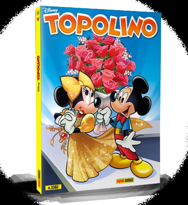 MINNI PRÊT-À-PORTER: il settimanale Disneyano dedica a Minni un'interaserie ambientata nel mondo dell'Alta Moda