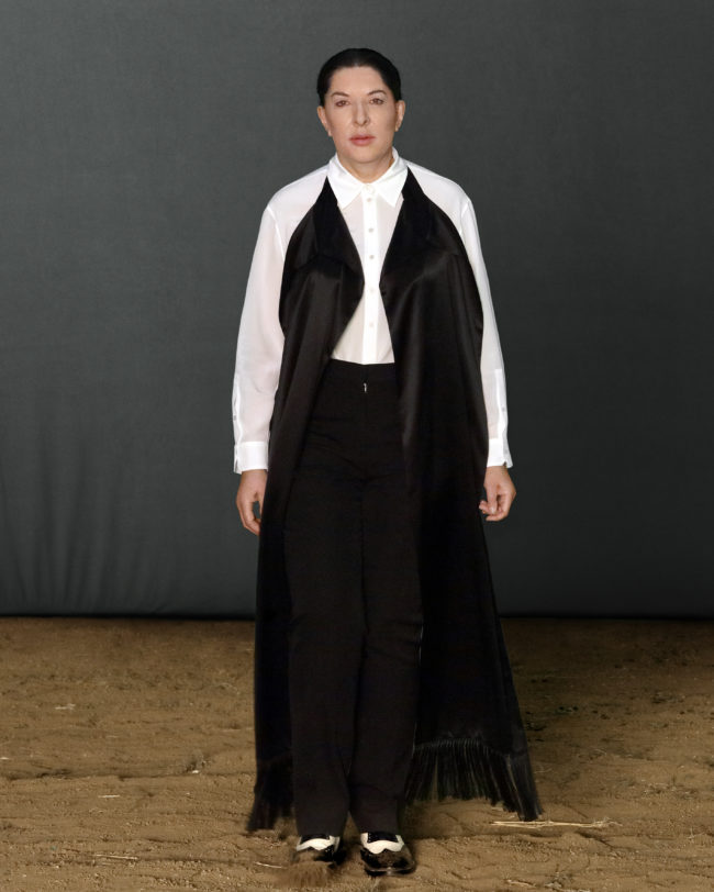 The Seven Deaths of Maria Callas by Marina Abramovic