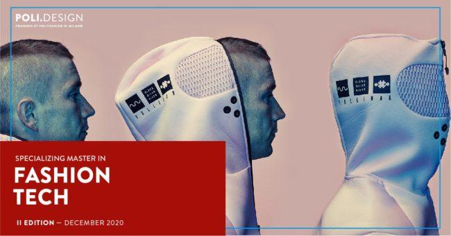 Accessory DesigneFashion Tech. AlPolitecnico di Milano si parla del futuro del Mondo della Moda