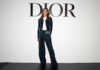 Dior show Arrivals Paris Fashion Week:Camille Cottin, Ludivine Sagnier and Emmanuelle Devos
