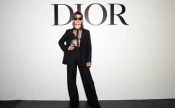 LFW: Christine and the Queens' Impeccable Dior Outfit