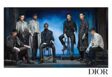 Kim Jones' latest Dior campaign pays tribute to the legendary Judy Blame