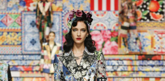 Dolce & Gabbana e il patchwork di Sicilia. Fashionpress.it