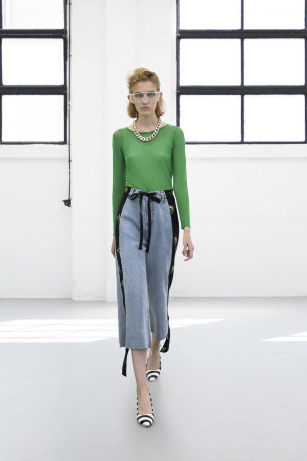 GILBERTO CALZOLARI MFW21 Fashionpress.it