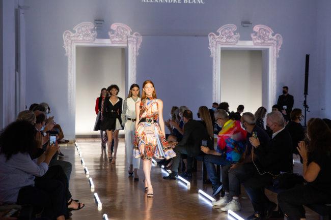 Roma Fashion Week: il ritorno dei giovani in passerella, il successo del digitale