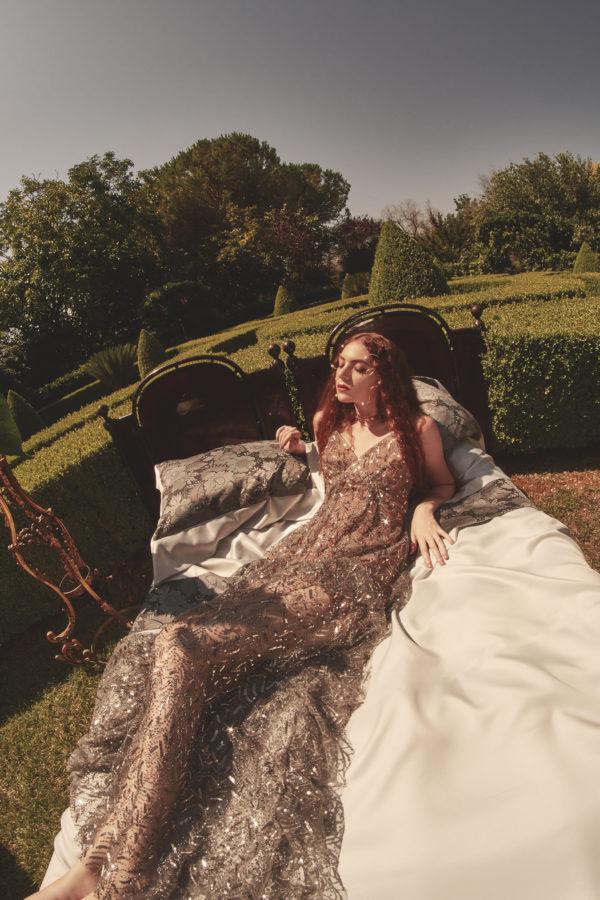 Hope — Vogue Portogallo by Mauro Lorenzo Fashion Photographer