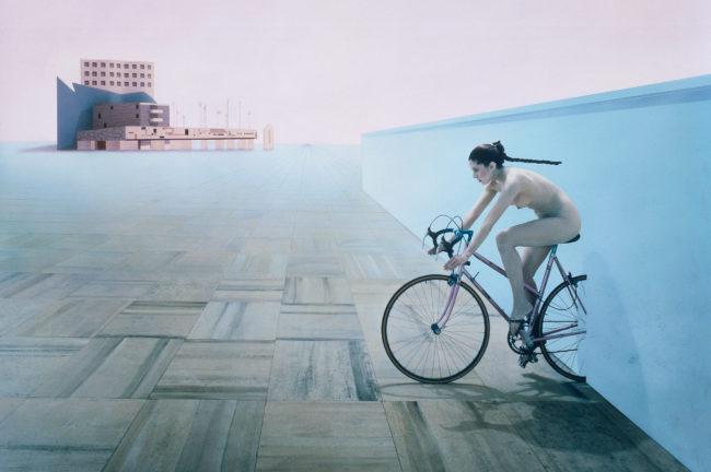 Traguardo Volante, Columbus e Cinelli tra arte e bicicletta