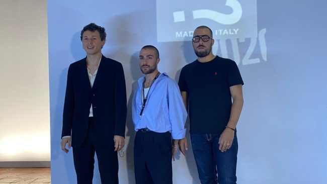 Who is on Next? 2020: Francesco Murano, Dima Leu e Zeroundici eyewear sono i vincitori