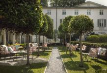 ETRO e Four Seasons Hotel Milano inaugurano l'inedito Etro Garden