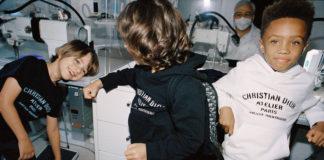 Baby Dior Christian Dior Atelier capsule