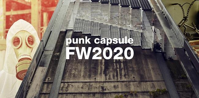 BePositive F/W 2020: The Punk attitude