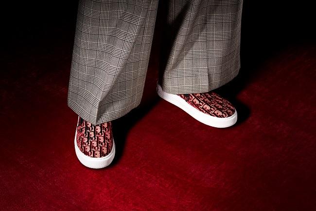 Dior Solar sneakers
