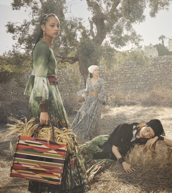 Dior presents the Film of the Cruise 2021 Campaign