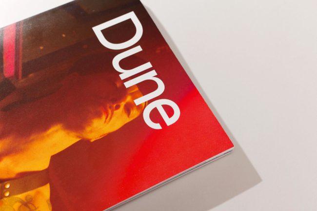 Teatrino di Palazzo Grassi | Presentazione di DUNE, nuovo magazine di immagine e cultura diretto daMaria Luisa Frisa