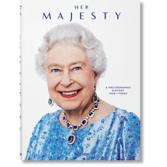 Taschen's new photographic history of the Queen shows Her Majesty like never before