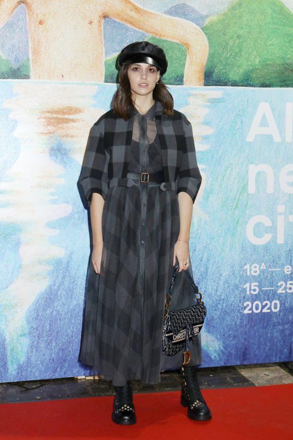 Dior presents Sara Serraiocco
