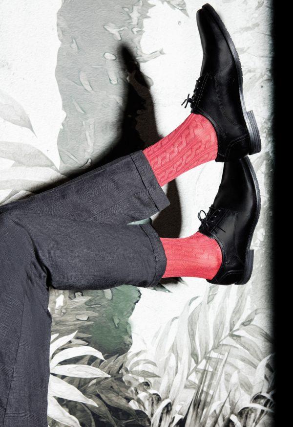 L'Inverno si veste di originalità e stile con le calze 1177 in Dryarn®