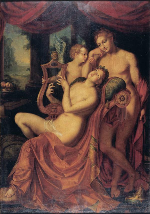 Alla Pinacoteca Züst le quadrerie Riva