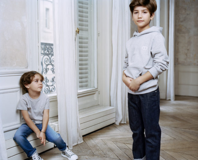 """Baby Dior presents a new line'Essentials"""" for Boys"""