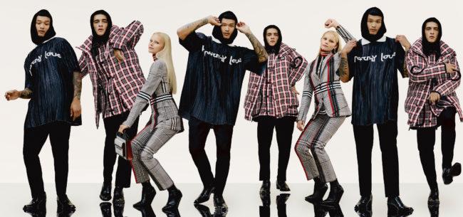 Burberry Adcelebrates creativity in partnership with Marcus Rashford MBE