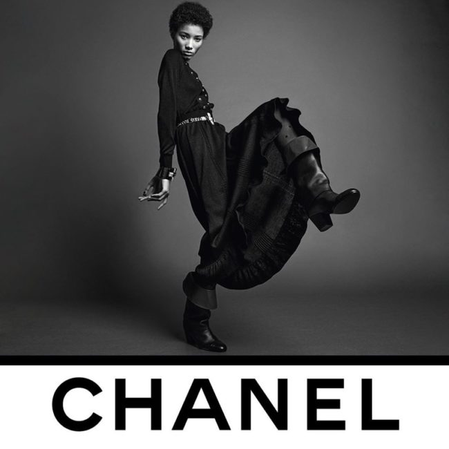 Chanel's Fall 2020 Campaign