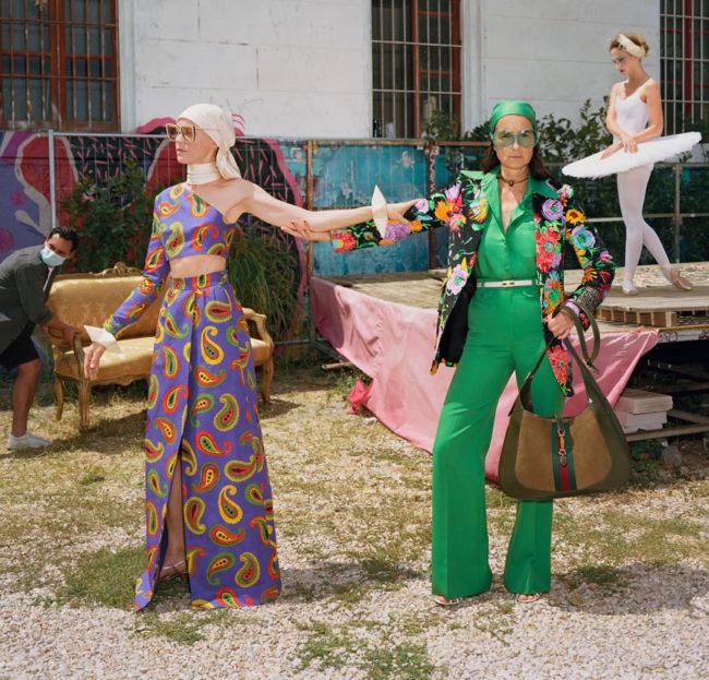 Gucci 'The Epilogue' Cruise 2021 AD Campaign