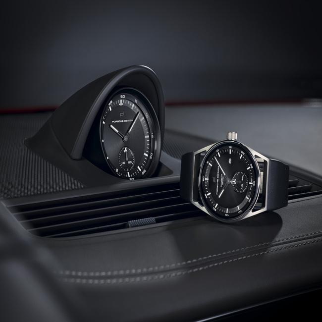 Porsche Design presenta la nuova collezione Sport Chrono
