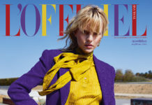 Per Florian Appelgren for L'Officiel Thailand with Ann Kuen