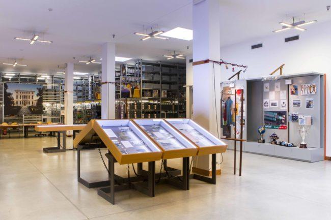 Benetton apre l'Archivio durante la Settimana della Cultura