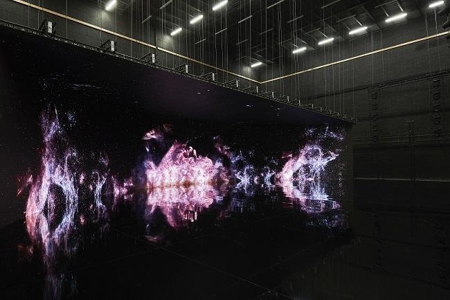 Dior Men Fall 2021 Show Scenography