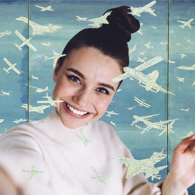 Sky Arte Un filtro Instagram per festeggiare Alighiero Boetti