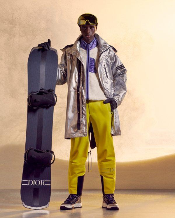 The Dior Men's Ski Capsule 2021
