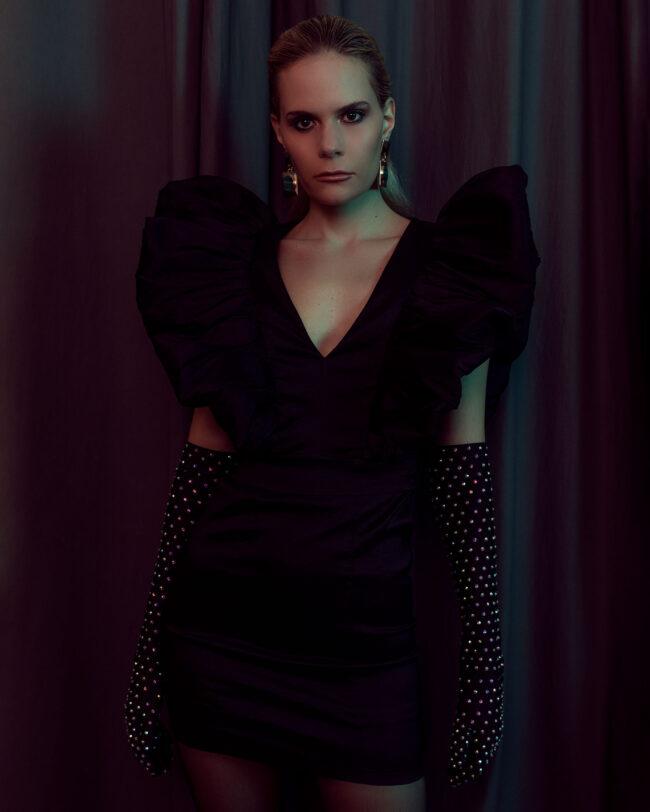 Domenico Donadio for Fashionpress.it withYlenia Barcheri