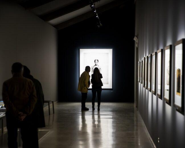 Paolo Roversi Studio Luce MAR @Silvestrin&Associati